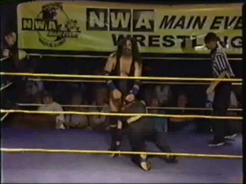 NWA Main Event Classic - Misfits vs. Daniels & Lonestar