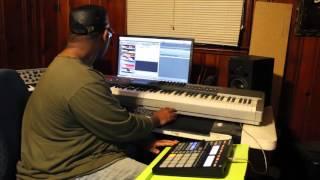Remaking Eminem Toy Soldiers On Maschine