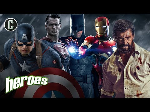 Are Superhero Films in Trouble or Will They Be Triumphant in 2018 & Beyond? - Heroes