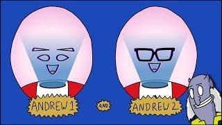 Dr. Monster: The Andrewoids | LilDeuceDeuce