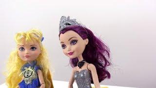 Куклы Эвер Афтер Хай: кастинг на роль принцессы