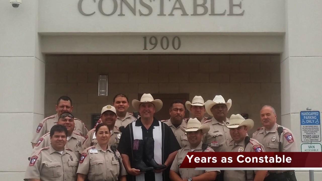 Constable Celestino Avila Jr Hidalgo County 2016 Campaign Promo