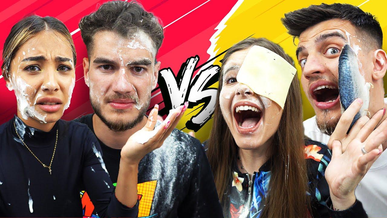 BATALIA CUPLURILOR vs JAXI & ALEXA