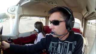 Cessna 172 Kids' First Flight (Fly Corona)