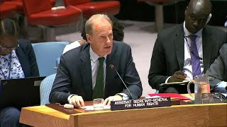 Freedom of expression is under attack in South Sudan - Security Council Briefing