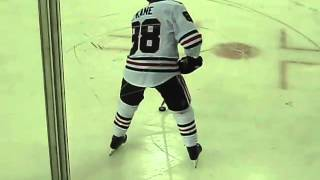 Chicago Blackhawks (more) Warm-up February 17, 2016
