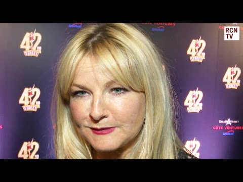 Sarah Hadland Interview 42nd Street West End