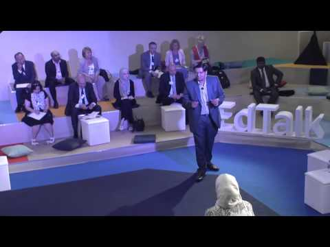 Global Education & Skills Forum 2016 Edtalk: Magic with Numbers! (Vedic Mathematics)