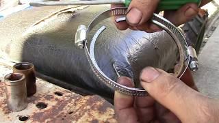 видео Ззамена поршневых колец. О том, как подобрать кольца правильно, и грамотно произвести замену