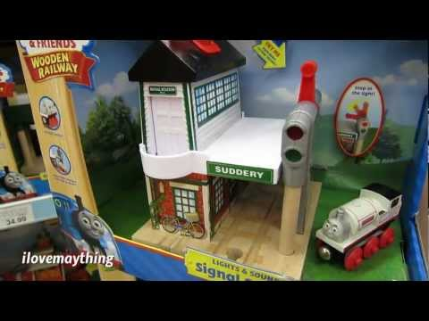 Thomas & Friends: Lights and sounds signal station with Stanley