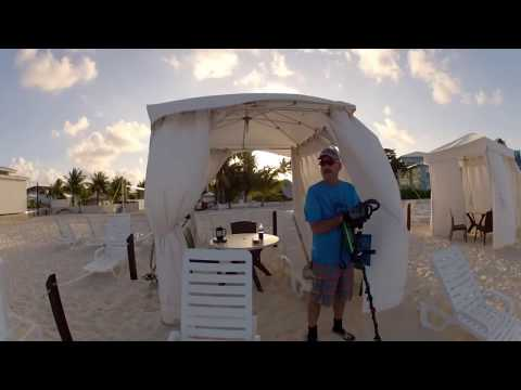 Metal detecting with Caymanlostandfound and Groovieguy 2/16 through 2/19 2014