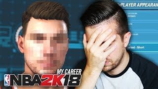 NBA 2K18 My Career - Ep 1 - THAT FACE SCAN!! I CAN