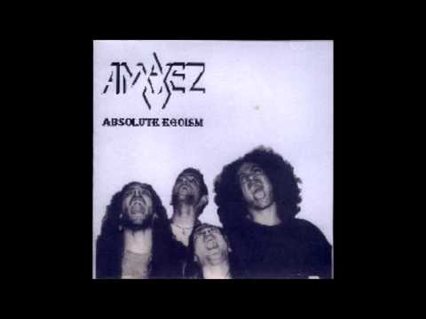 Amaxez -  Absolute Egoism  - [1992]  - [FULL ALBUM]