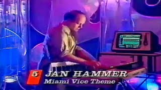 Jan Hammer - Miami Vice Theme Live (Top Of The Pops)