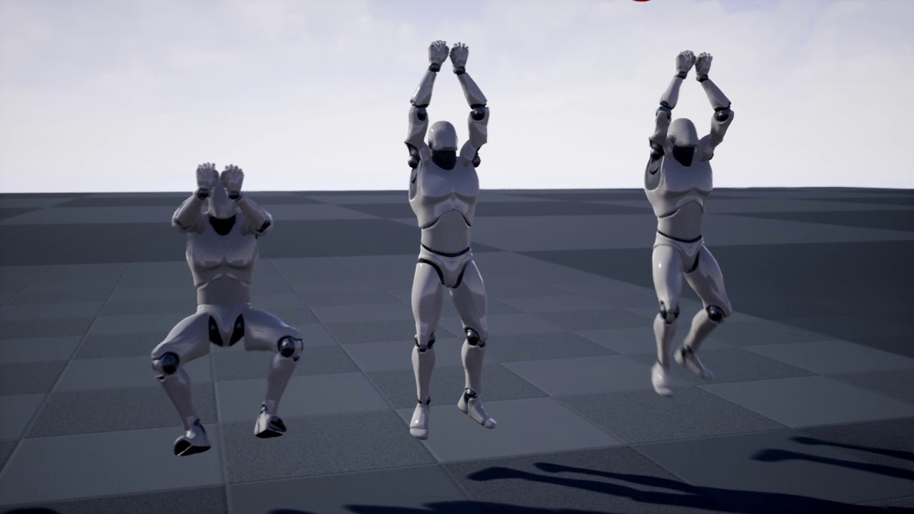 Climbing Animation Pack for UE4