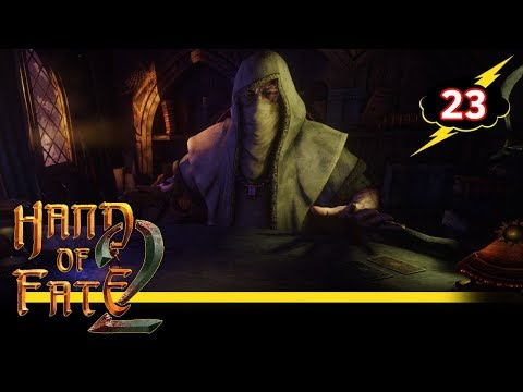 """Hand of Fate 2 