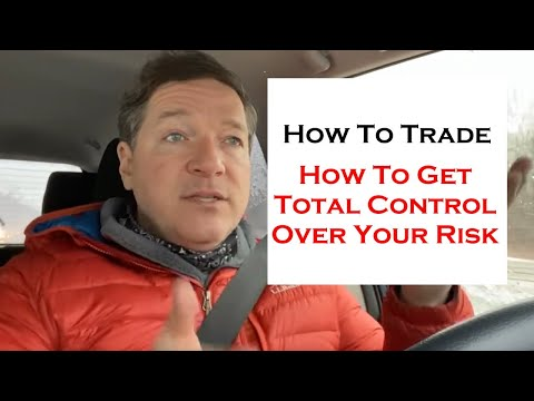 [HOW TO TRADE] Structuring A Trade So You Have TOTAL Control Over Your Risk.