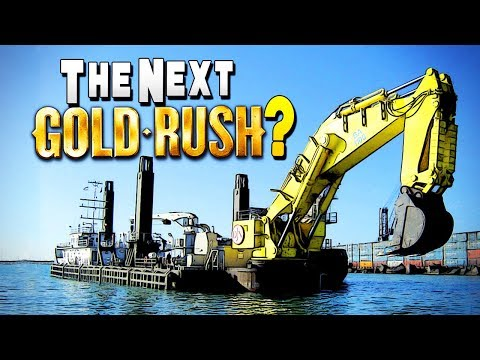 The Next Gold Rush?!  Gold Hunters Trailer and Features HYPE! - New Mining Simulator Game