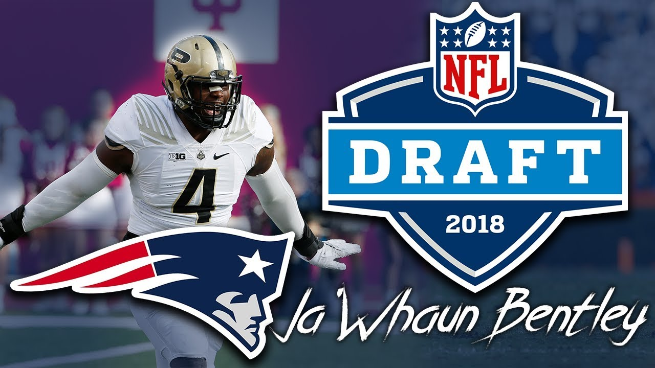 Image result for ja'whaun bentley nfl draft pictures