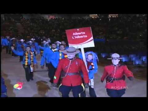Special Olympics Canada | Winter Games Opening