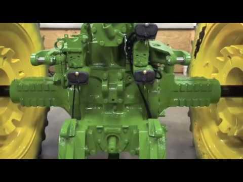 John Deere 4560 Tractor Restoration (Smith Tractor Restoration)