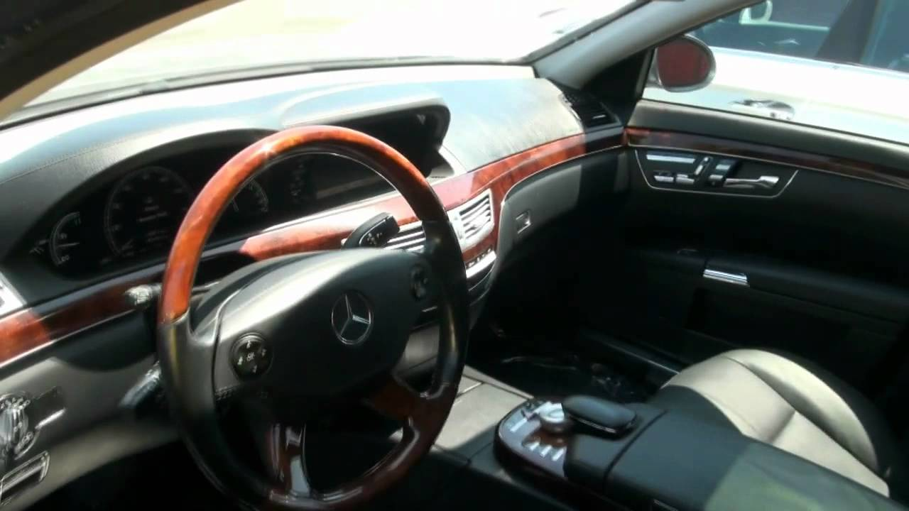 5 Star Auto Sales >> 2008 Mercedes-Benz S550 4Matic 22 inch 65 Wheels VIP - YouTube