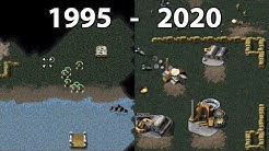 Evolution of COMMAND & CONQUER Games 1995 - 2020