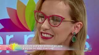 Óculos que vão bombar em 2019 e a cor do ano, pantone