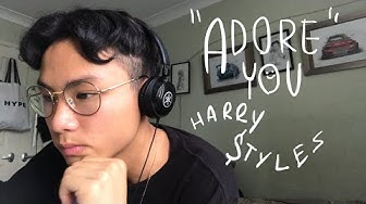 Adore You 🍍 Harry Styles ( Cover )