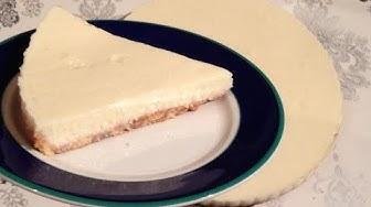Juustokakku ilman uunia/cheesecake/ تشيز كيك بدون فرن