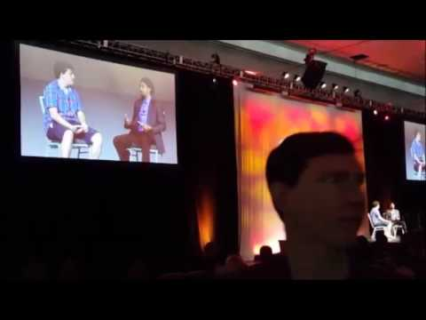 Palmer Luckey Fireside Chat with Bruce Wooden @ SVVR Expo 2016