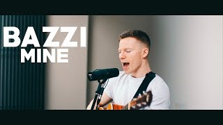 MINE - BAZZI (Cover by Simon James)