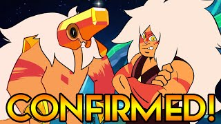 JASPER'S CORRUPTION CONFIRMED?!  [HUGE Steven Universe News]