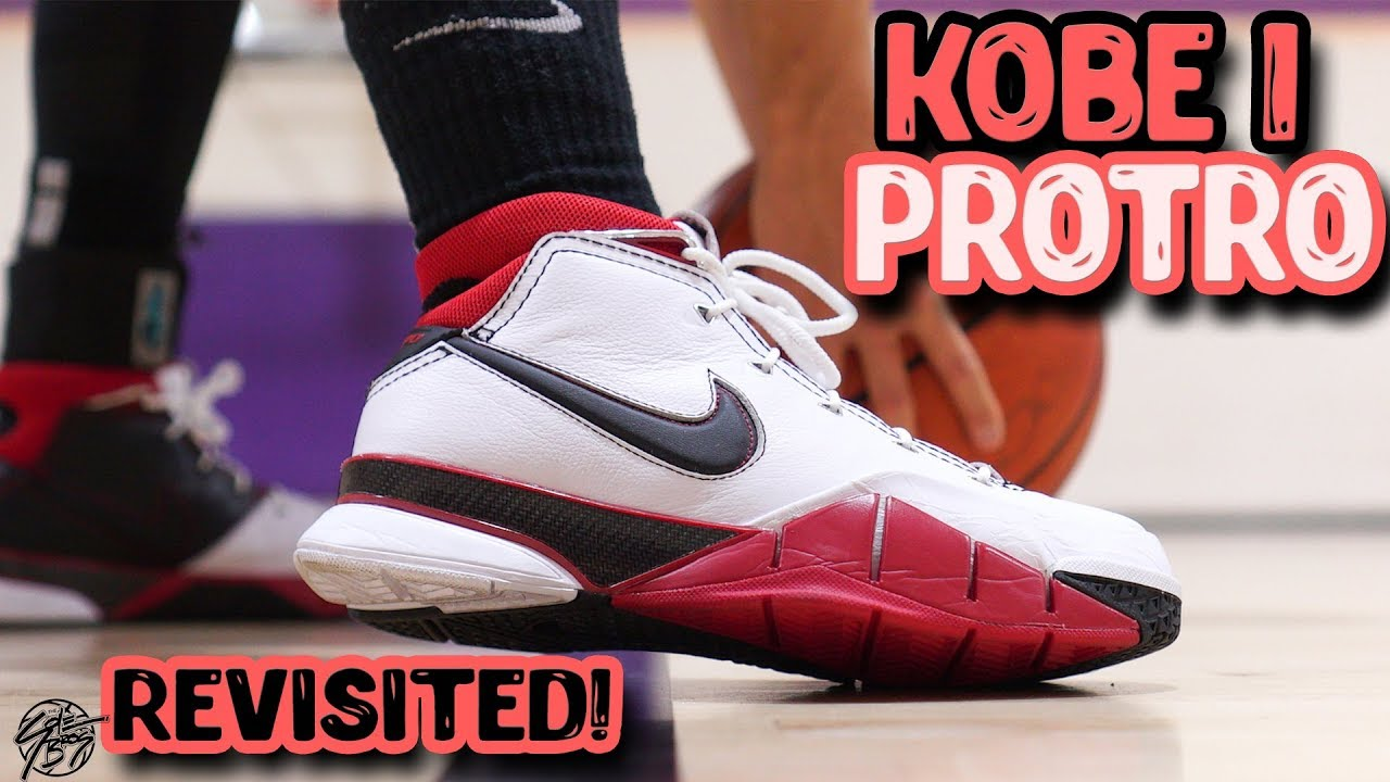 huge selection of da265 30cb1 Nike Kobe 1 PROTRO Revisited After 6 Months!