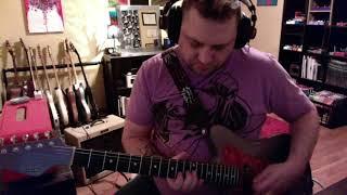 Smashing Pumpkins To Sheila guitar cover
