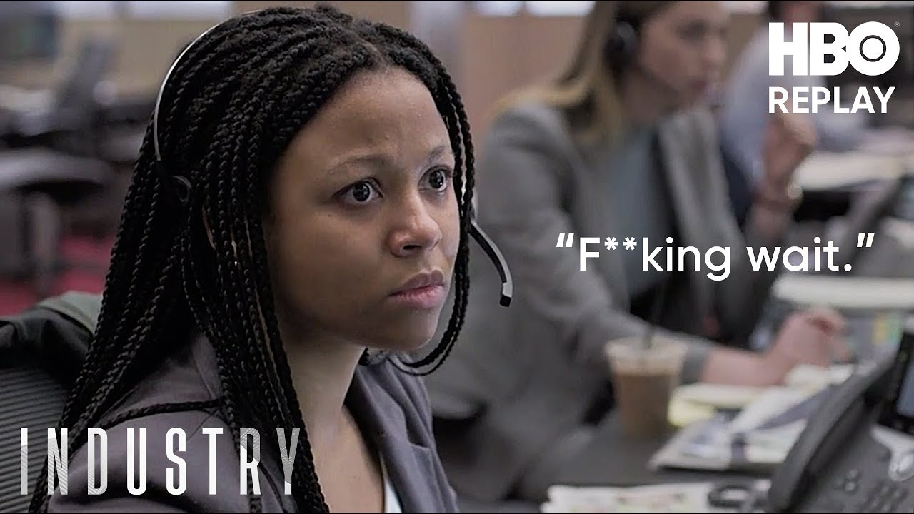 Download Industry: Harper Bites Her Tongue   HBO Replay