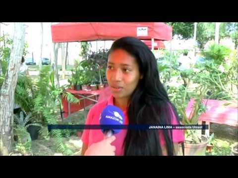 Jornal da Amazôzia | Feira de Flores movimenta ponto turístico do Acre