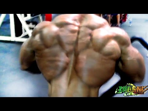 Zhasni Bodybuilding – BACK DAY