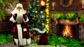 як зробити відео привітання від Діда Мороза 2016