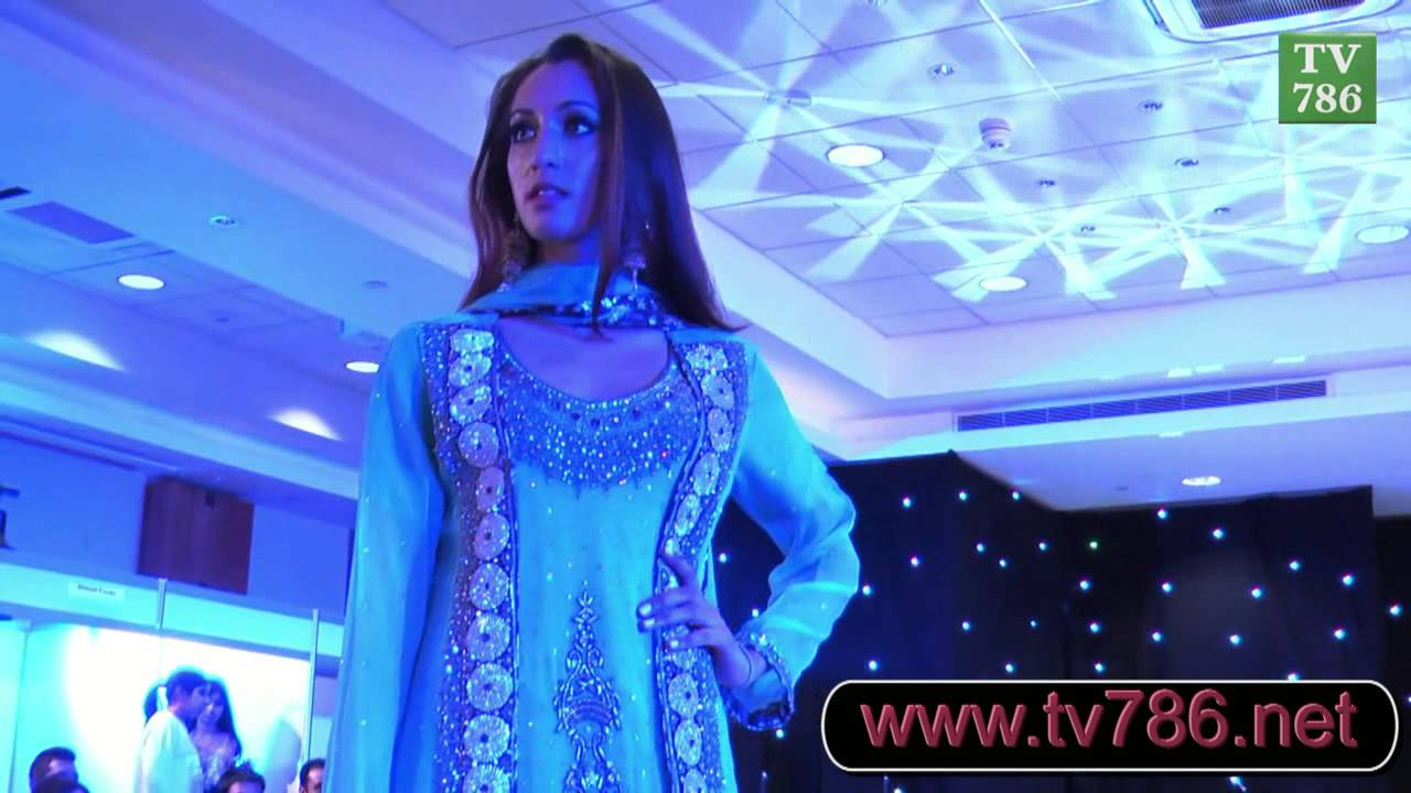 Excellent Pakistani Fashion Show At Pakistan Expo Uk 2015 London Youtube