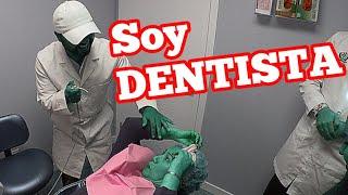 Me Hago Pasar Por Dentista (Broma) | Rosa y Jaime