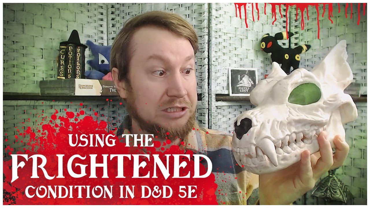 How To Use The Frightened Condition Strategically D D 5e Analysis Flutes Loot When you cast this spell using a spell slot of 2nd level or higher, you can target one additional creature for each slot level above 1st. d d 5e analysis