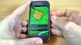 Samsung Galaxy Ace 4 - How to take a screenshot/capture/print screen