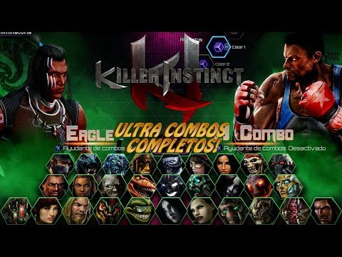 Killer Instinct: ULTRA COMBOS! / Actualizado 2018 / COMPLETO