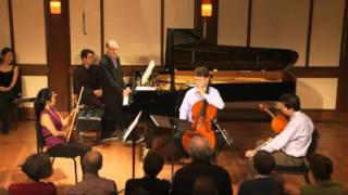 Inside Chamber Music with Bruce Adolphe: Fauré Quartet No. 2 in G minor, Op. 45