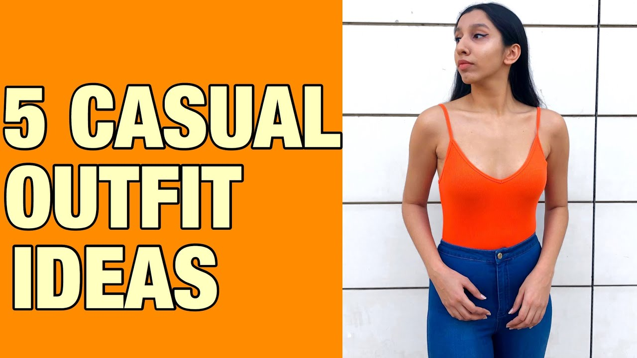 EVERYDAY CASUAL OUTFITS  CASUAL OUTFITS (2019) 3
