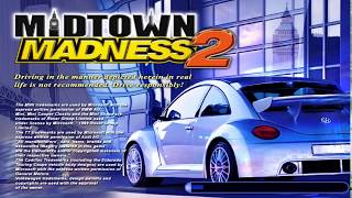 How To Download And Install Midtown Madness 2 (V_2018)