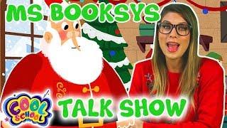 Interviewing SANTA! 🎅🎄Ms Booksy