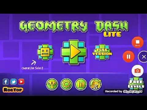 Игры Геометрия Даш 1, 2, 3, 4, 5 играть онлайн Геометри