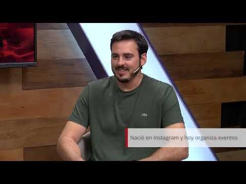 Beto Magliochinni, emprendedor de Parana Come